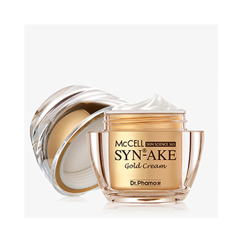 Омолаживающий крем McCELL SKIN SCIENCE 365 Syn-Ake Gold Cream
