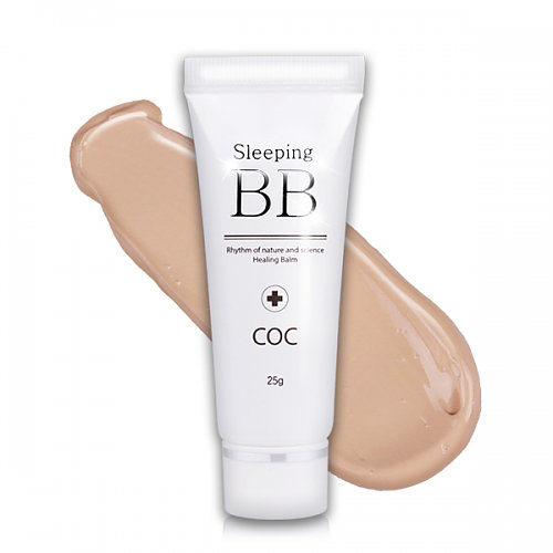 Лечебный ББ крем Coringco COC Sleeping BB Cream