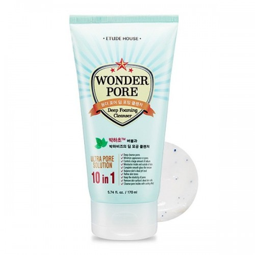 Пенка для очищения пор ETUDE HOUSE Wonder Pore Deep Foaming Cleanser
