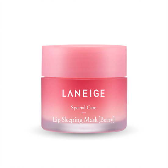 Ночная восстанавливающая маска для губ Laneige Lip Sleeping Mask (Berry)