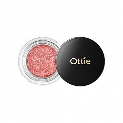 Тени металлик Ottie Magic Metallic Deep Eyes Pot 3гр