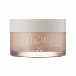 Абсолютный восстанавливающий крем для лица с коллагеном Missonell Collagen Repair Absolute Cream