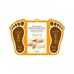 Пилинг для ног Mijin Foot Peeling Pack