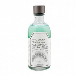 Восстанавливающий тоник с экстрактом центелы Graymelin Centella 50 Regeneration Natural Toner