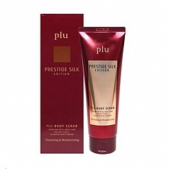 Роскошный скраб  для тела  PLU PRESTIGE SILK EDITION BODY SCRUB (BURGUNDY) 350.0 Р