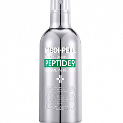 Омолаживающая кислородная эссенция с центеллой MEDI-PEEL Peptide 9 Volume White Cica Essence (100мл)
