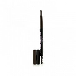 Карандаш для бровей Ottie Natural Drawing Auto Eye Brow Pencil - #02 Dark Brown